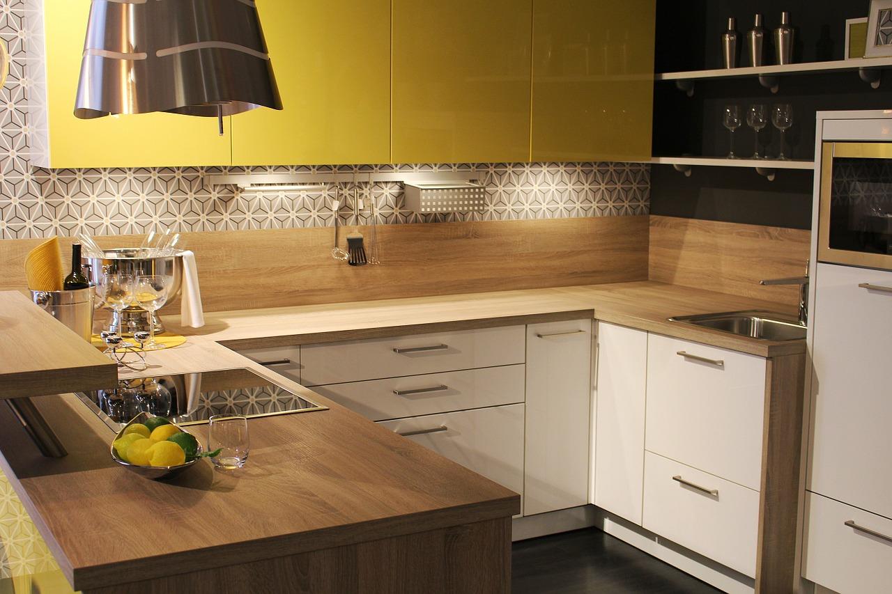 Jakie ściany i podłogi do kuchni wybrać?