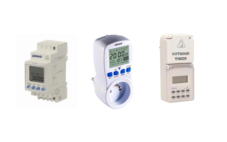 Wyłączniki czasowe prądu - zastosowanie, budowa i działanie